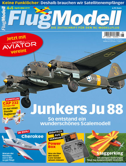 FlugModell March 21, 2019 00:00