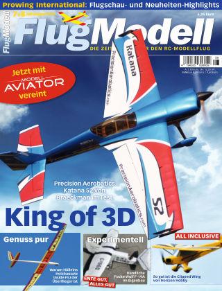 FlugModell 07+08/2019