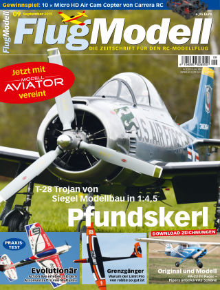 FlugModell 09/2019