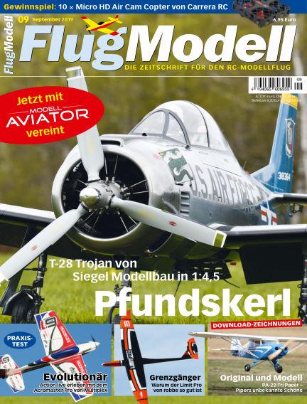 FlugModell August 08, 2019 00:00