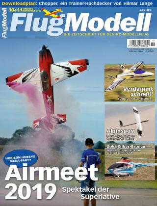 FlugModell 10+11/2019