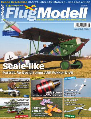 FlugModell 07+08/2021