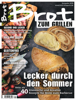 BROT Spezial Grill-Special 2019