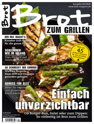 BROT Spezial Grill-Special 2020