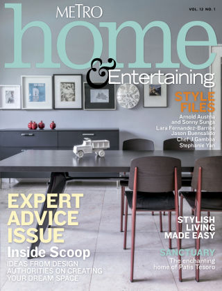 Metro Home And Entertaining MetroHome Vol12 No1