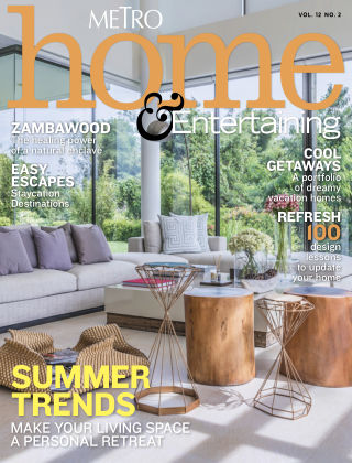 Metro Home And Entertaining MetroHome Vol12 No2