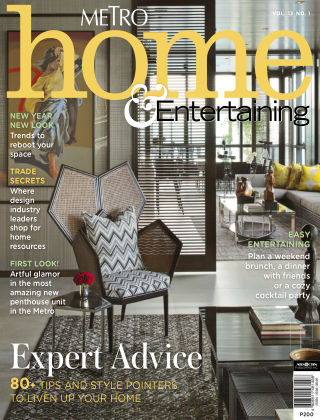Metro Home And Entertaining MetroHome Vol13 No1