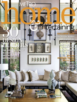 Metro Home And Entertaining MetroHome Vol13 No2