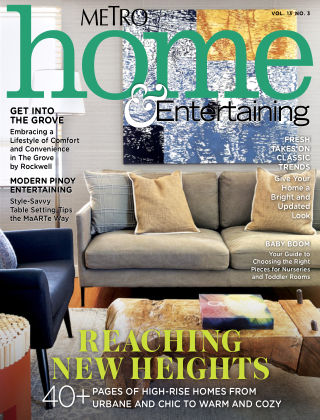 Metro Home And Entertaining MetroHome Vol13 No3
