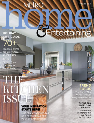 Metro Home And Entertaining MetroHome Vol13 No4