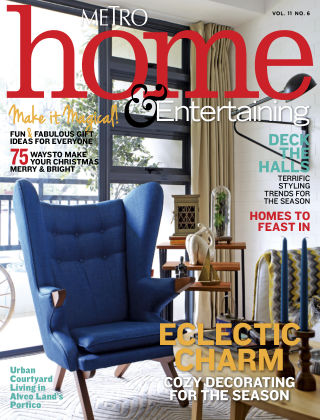 Metro Home And Entertaining Metro Home Vol11 No6