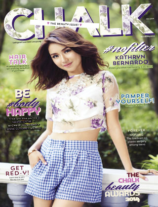Chalk Magazine October 2014