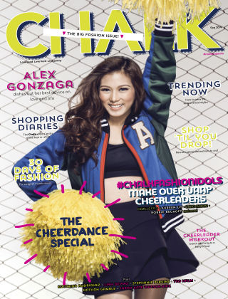 Chalk Magazine September 2014