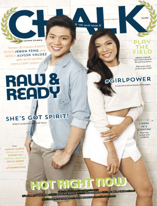 Chalk Magazine July 2014
