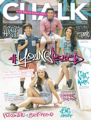 Chalk Magazine June 2014