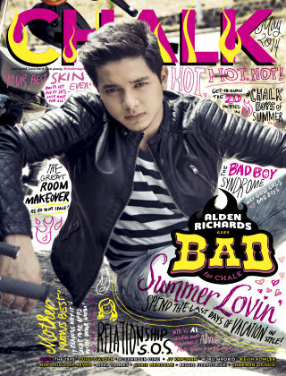 Chalk Magazine May 2014