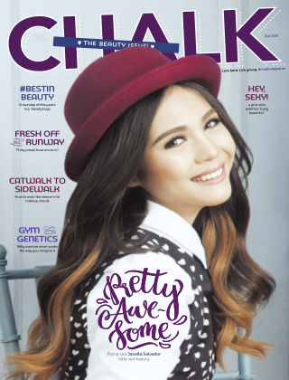 Chalk Magazine October 2015