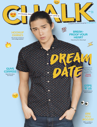 Chalk Magazine Issue 1 2016