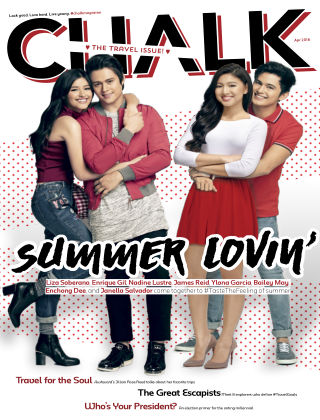 Chalk Magazine Issue 2 2016