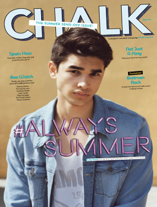Chalk Magazine Issue 3 2016