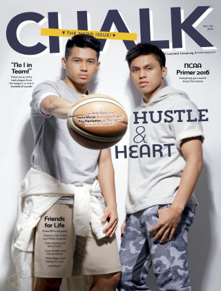 Chalk Magazine Issue 4 2016