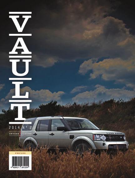 Vault Magazine April 20, 2014 00:00