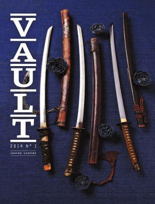 Vault Magazine 2014 No. 1