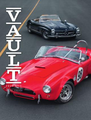 Vault Magazine 2015 No. 1