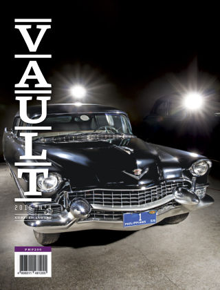 Vault Magazine 2015 No. 4