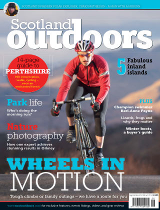Scotland Outdoors Sep/Oct 2014