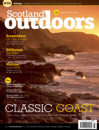 Scotland Outdoors March/April 2014