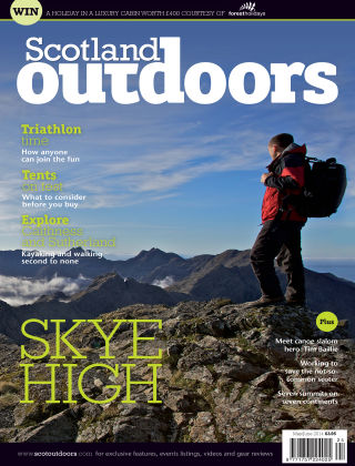 Scotland Outdoors May/June 2014