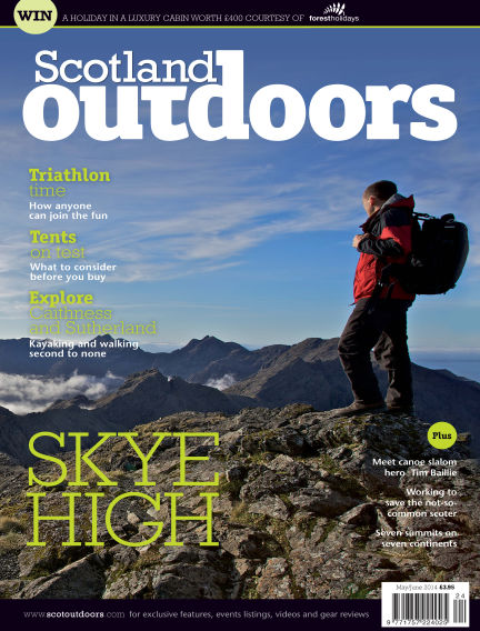 Scotland Outdoors May 05, 2014 00:00