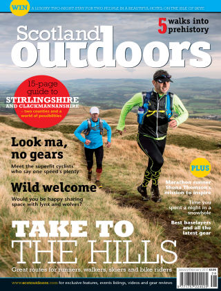 Scotland Outdoors Jan/Feb 2015