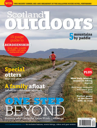 Scotland Outdoors May - June 2015