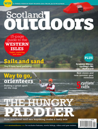 Scotland Outdoors Jul - Aug 2015