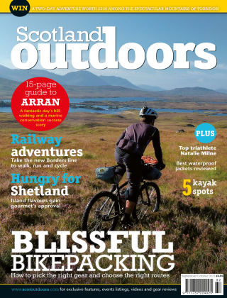 Scotland Outdoors Sep - Oct 2015