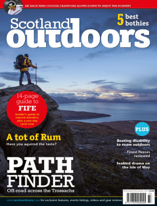 Scotland Outdoors Nov - Dec 2015