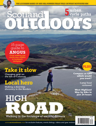 Scotland Outdoors Jan - Feb 2016