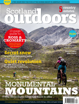 Scotland Outdoors Issue 35