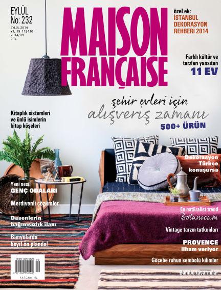 Maison September 01, 2014 00:00