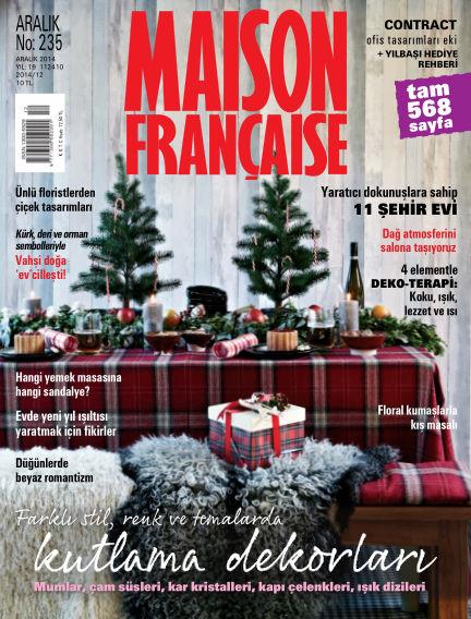 Maison December 09, 2014 00:00