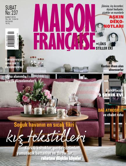 Maison January 29, 2015 00:00