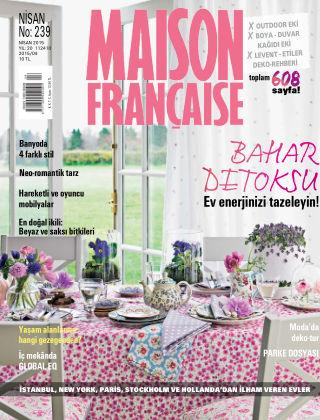 Maison April 2015