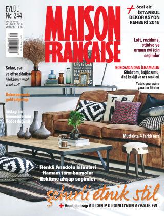 Maison September 2015