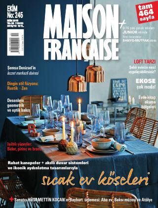 Maison October 2015