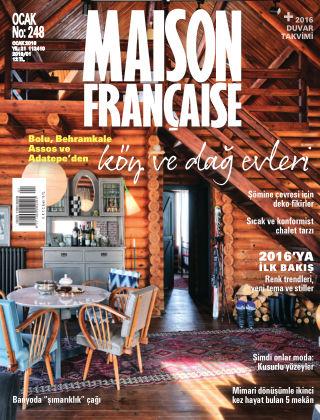 Maison January 2016