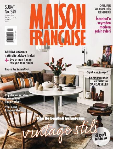 Maison January 29, 2016 00:00