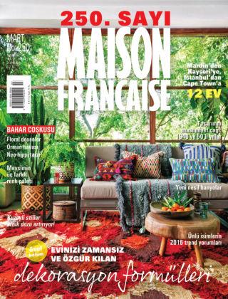 Maison March 2016