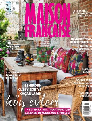 Maison September 2016